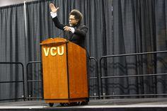 .@CornelWest visits VCU, discusses #BlackLivesMatter, racial justice, Obama and Trump: https://news.vcu.edu/article/Cornel_West_visits_VCU_discusses_Black_Lives_Matter_racial_justice…