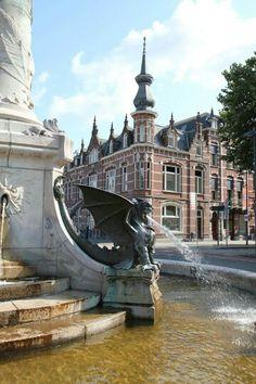 The Netherlands, 's Hertogenbosch: hometown of Jheronimus Bosch, the famous…