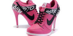 zapato de tacón Nike