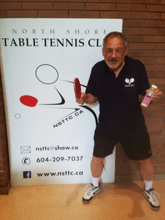 It is ok to drink HoliDrink and play table tennis at the same time.