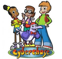 This show taught me more about math and science than all my elementry classes ever did. Thank you Cyberchase!