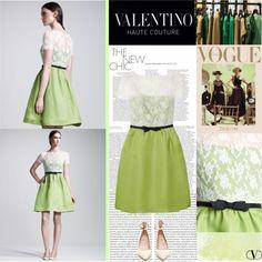 """Valentino set"" by korvapuusti on Polyvore"