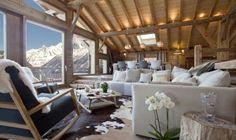 The stunning Chalet Amano — Chamonix, France, Luxury Ski Chalets, Ski Boutique