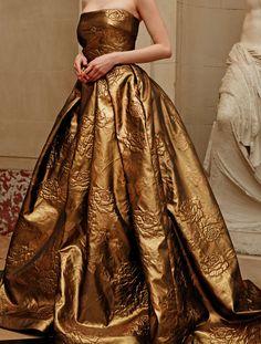 Tweed Rose: Reem Acra Fall 2019 Haute Couture