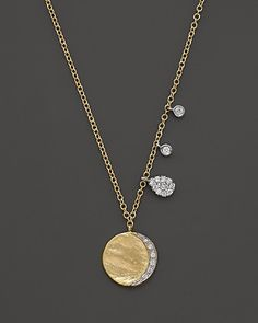 Mia Diamonds 925 Sterling Silver Gold Plated MN State Pendant with Chain Necklace