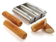 Matfer Bourgeat Triple Round Bread Mold-341712