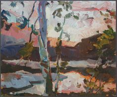 Works   Jan Erik Willgohs Norway, It Works, Landscape, Abstract, Artist, Painting, Summary, Scenery, Painting Art