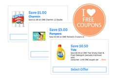 Load Loyalty Cards with Hundreds of Dollars in Free Coupons!