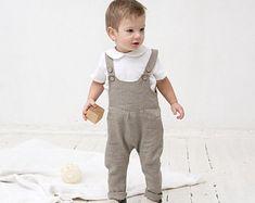 Bebé niño Ropa bebé niño camisa bautismo camisa boda partido