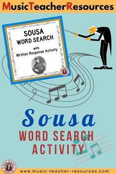 Child Teaching, Teaching Music, Music Worksheets, Worksheets For Kids, Music Classroom, Classroom Resources, Music Lessons For Kids, Music Composers, Music Education