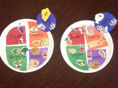 Ms. Ashlee's ABC's & 123's: Fruits, Veggies, Nutrition, Oh My!