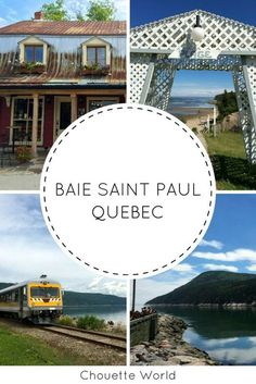 Que faire a Baie Saint Paul ? O Canada, Canada Travel, Canada Trip, Route 138, Charlevoix Quebec, Baie St Paul, Used Camping Gear, Les Fjords, Old Quebec