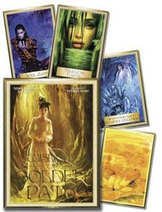 Wisdom Golden Path tarot