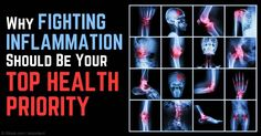 Chronic inflammation can be the result of a malfunctioning immune system; it is actually rooted in an unhealthy (inflammatory) diet and lack of exercise. http://fitness.mercola.com/sites/fitness/archive/2015/08/21/exercise-diet-inflammation.aspx