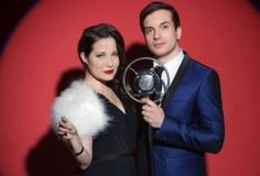 Reactions are mixed for Electro Velvet this year kingdom entry for the Eurovision Song Contest in Austrian capital.