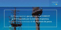 Incorporación del nuevo buque oceanográfico Austral al CONICET Dialoga