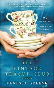 Great deals on The Vintage Teacup Club by Vanessa Greene. Limited-time free and discounted ebook deals for The Vintage Teacup Club and other great books. Tea And Books, I Love Books, Books To Read, My Books, Cover Design, Tea Sets Vintage, Vintage Teacups, Vintage Party, Vintage Books