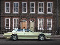 1982 Lagonda Aston Martin Lagonda - Tickford   Classic Driver Market