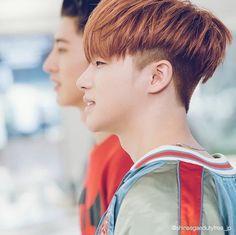 Shinsegae IG update with #iKON #Jinhwan #BI