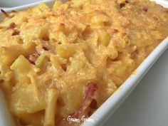 pasta e patate alla napoletana 2