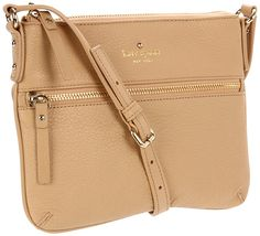 Kate Spade New York Cobble Hill Tenley Cross Body,Palomino,One Size