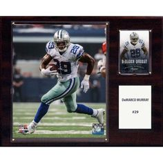 C Collectables NFL 12x15 DeMarco Murray Dallas Cowboys Player Plaque