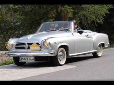 Borgward Isabella TS,Cabriolet