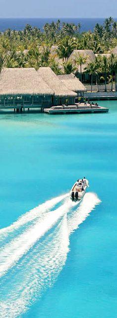 St. Regis…Bora Bor share moments