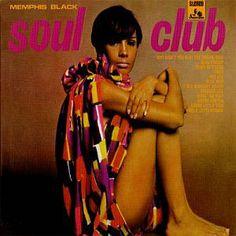 Memphis Black – Soul Club (1968)