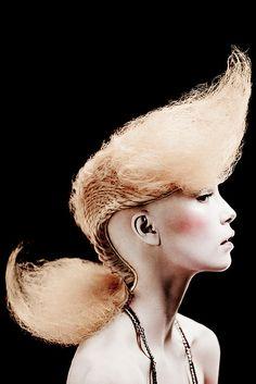 Sharon Blain by Hair Expo, via Flickr