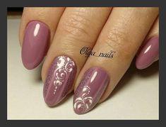Semi-permanent varnish, false nails, patches: which manicure to choose? - My Nails Pretty Nails, Fun Nails, Nail Art Arabesque, Mauve Nails, French Pedicure, Beautiful Nail Polish, Stylish Nails, Nagel Gel, Nail Decorations