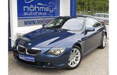 BMW 645Ci #Coupé