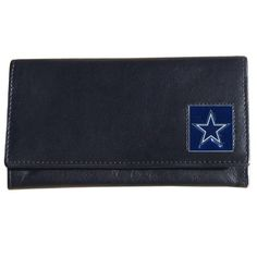 NFL Dallas Cowboys Womens Leather Wallet ** Read more reviews of the product by visiting the link on the image.