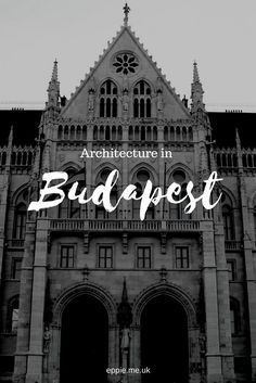 A guide to architecture in the beautiful Budapest. Fantastic photography opportunities and striking buildings including the Parliament, Opera House, castles and Fisherman's Bastion.
