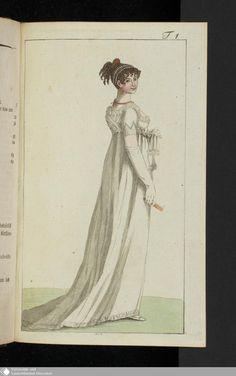 Neunzehnter Band. Jahrgang 1804. › Journal des Luxus und der Moden. › Januar 1804. › Abschnitt