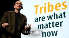 Seth Godin on tribe ffabr