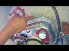Como Solucionar Bloqueo De Tarjeta De Lavadora Whirlpool Semi-Digital - YouTube