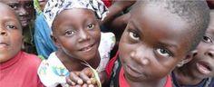 Children Africa Benefiting from Fairtrade