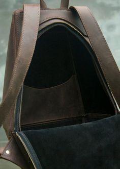 Leather brown backpack Man backpack Brown man rucksack | Etsy Mens Travel Bag, Backpack Travel Bag, Rucksack Backpack, Fashion Backpack, Messenger Bag, Beige Purses, Brown Purses, Diaper Backpack, Diaper Bags