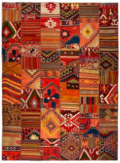 Looks like kilim p.atches