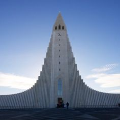 Eight of the most majestic Modernist-influenced churches in Iceland — Dezeen Sacred Architecture, Church Architecture, Religious Architecture, Modern Architecture, Old Churches, Chapelle, Place Of Worship, Nordic Design, Dezeen