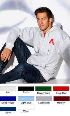 #hanes #comfortblend #fullzip #hooded #pullover #corporate #sweatshirt $27.45 Features: 50% cotton, 50% polyester; PrintPro XP patented low-pill, high-stitch-density fabric; triple-needle top-stitched cuffs, waistband, pockets and hood; ribbed waistband and cuffs; front pouch pocket; dyed-to-match draw-cord; 7.8-ounce.  Price includes embroidery on left chest. http://ezcorporateclothing.com/custom/107-Zippered-Sweatshirts/950-Hanes-ComfortBlend-Full-Zip-Hooded-Pullover/