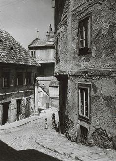 Pavol Poljak: Bratislava. Beblavého ul.:1950 - 1960 Bratislava, Geo, Photography, Pictures, Photograph, Fotografie, Photoshoot, Fotografia