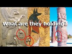 Video: Are Handbags Found in Ancient Art an Homage to Aliens?   Coast to Coast AM