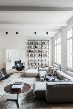 A Gentelman's Muse — life1nmotion:   Loft Apartment & Studio, Berlin
