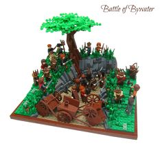 Lego - Battle of Bywater | Flickr Foto sharing! By sergeant chipmunk