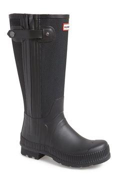 Hunter 'Original Tall - Technical' Rain Boots (Men)