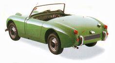 Clarkson's Classic Cars: Austin Healey Sprite