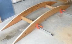 Building a simple bridge for the backyard