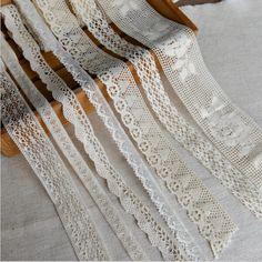 30 meters DIY Handmade Patchwork Cotton Material Cotton Lace Ribbon Beige Color Cotton Lace TRIM cotton lace